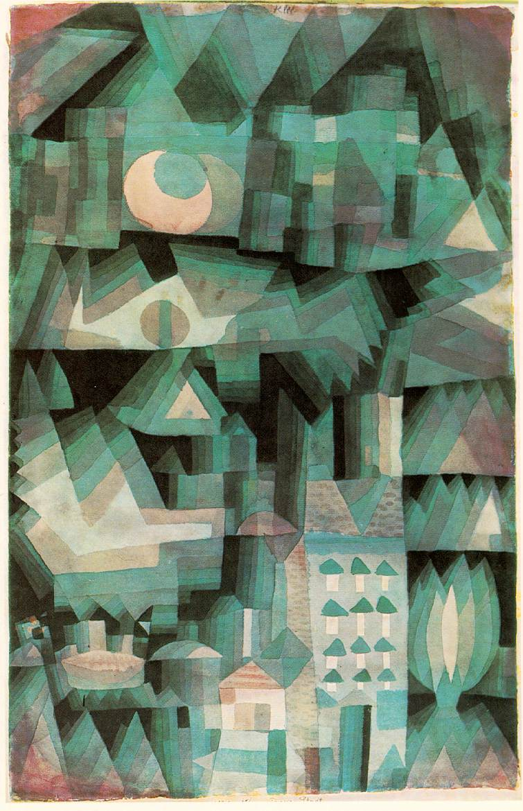 a biography of paul klee the swiss painter and graphic artist