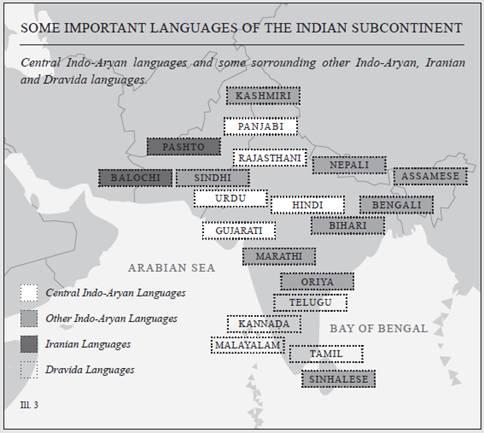 Central Indo-Aryan languages