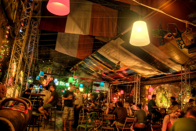 Pubs In Budapest