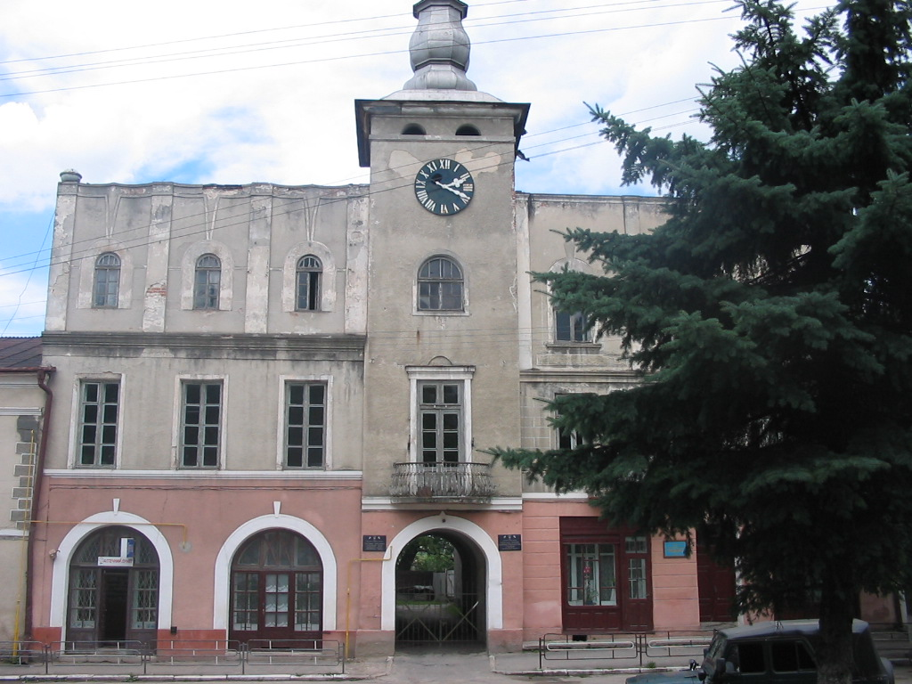 Veterinary clinics of Ivano-Frankivsk region: a selection of sites